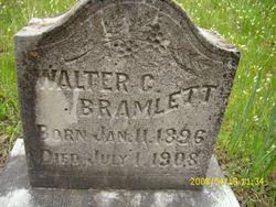 Walter G Bramlett