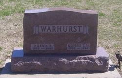 George Thomas Warhurst, Jr
