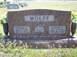 Albert R. Wolff
