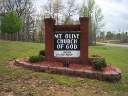 Mount Olive Church of God Cemetery