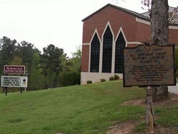 Big Stevens Creek Baptist Church Cemetery
