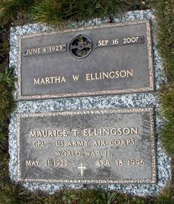 Maurice Terron Ellingson