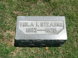 Viola I <I>Phillips</I> Stearns