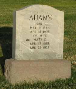 John Smith Page Adams