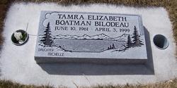 Tamra Elizabeth <I>Boatman</I> Bilodeau