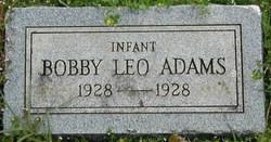 Bobby Leo Adams