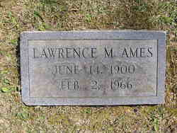 Lawrence M Ames