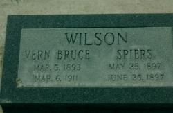 Spiers Wilson