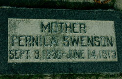 Pernila Nelson Swenson