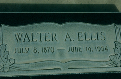 Walter Alexander Ellis