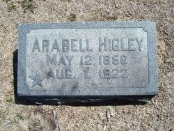 Arabell <I>Beals</I> Higley