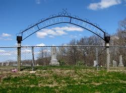 Log Chapel Cemetery