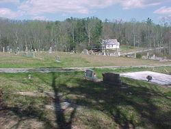 Shaws Creek Methodist Campground Cemetery