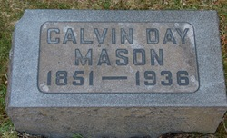 Calvin Day Mason