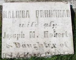 Malinda Orriminah <I>Compton</I> Roberts