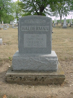 Celestie L. <I>Reid</I> Halderman