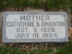 Catherine <I>Bow</I> Brighton