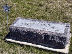 Mary Lauretta <I>Gatchel</I> Foster
