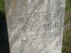 F W Garner