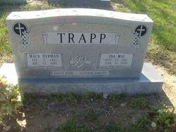 Ina Mae <I>Taylor</I> Trapp