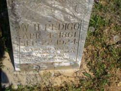 William Harvey Pedigo