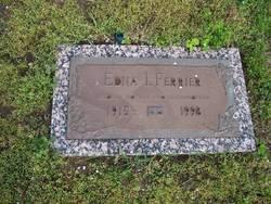 """Edna Isabelle """"Betty"""" <I>Pugh</I> Ferrier"""