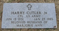 Harry Don Cutler Jr.