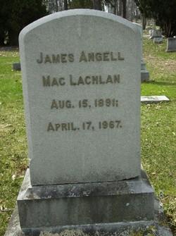 James Angell MacLachlan