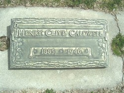 Henry Clive Caldwell