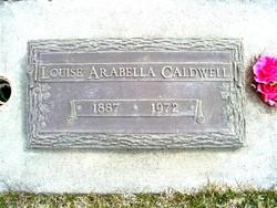 Louise Arabella <I>Woodruff</I> Caldwell