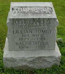 Lillian <I>Tomey</I> Thompson