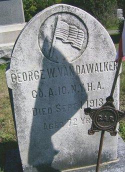 George W. VanDaWalker