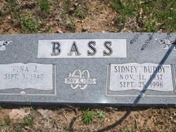 Sidney Buddy Bass