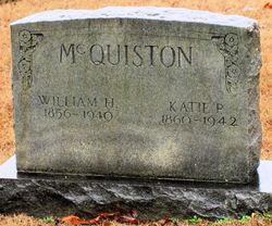 Katie B <I>Parkinson</I> McQuiston