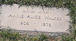 Annie Alice Walker