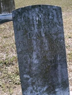 Thomas Jefferson Davis Sr.