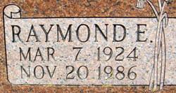 Raymond E Hoffmann