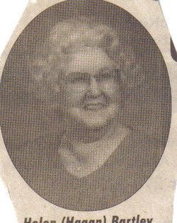 Helen <I>Hagan</I> Bartley