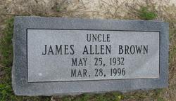 James Allen Brown