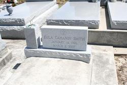 Eula <I>Cahanin</I> Smith