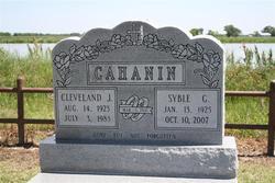 Syble <I>Guidry</I> Cahanin