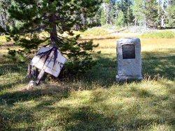 P Linthiough Gravesite