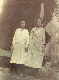 Nannie Sybil <I>Gaines</I> Mitchell Burdett