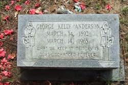 """George Kelly """"Kelly"""" Anderson"""