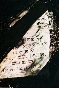 Mary Ann <I>Meyers</I> Morgan