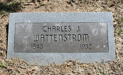 Charles John Wattenstrom