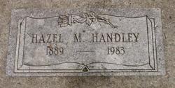 Hazel Maria <I>Trevor</I> Handley