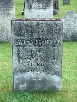 Mary Angeline Chandler