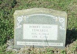 Robert Dixon Edwards