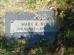Mary Elizabeth <I>Johnson</I> Bybee
